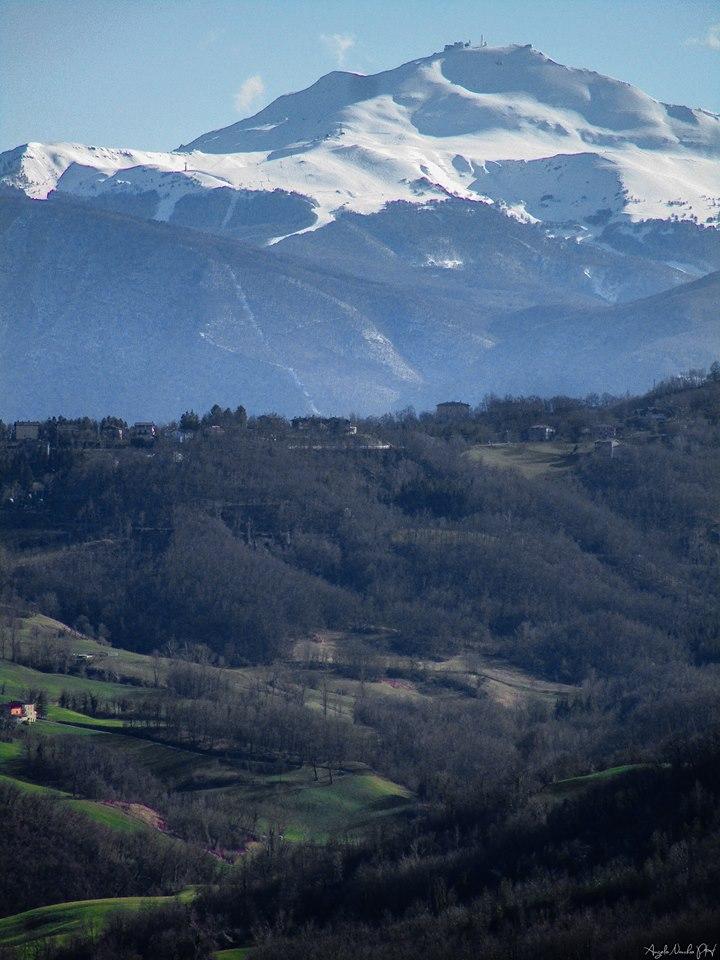Monte Cimone - Foto di Angelo Nacchio