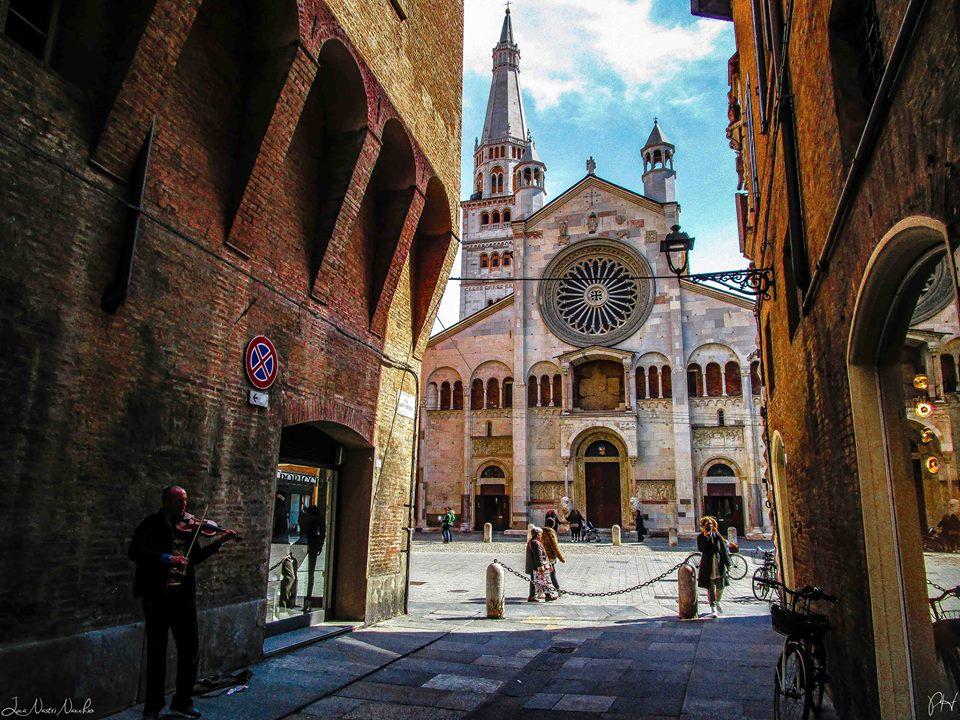 Adesso vi raccontiamo Modena