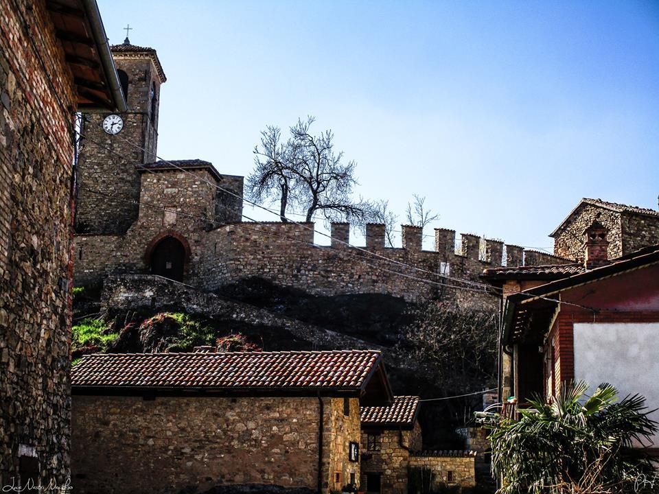 Borgo di Pompeano - Foto Luca Nacchio