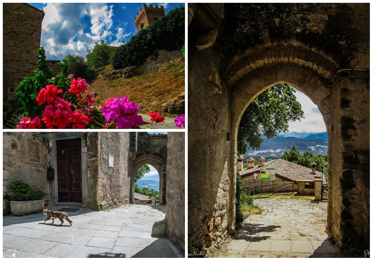 Scorci dal borgo di Montecuccolo - Foto Fabio, Angelo e Luca Nacchio