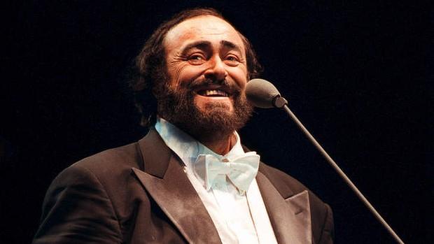 Luciano Pavarotti - Modena