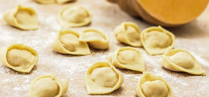 Tortelli di Zucca | Sapori di Modena