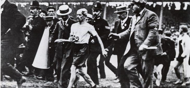 Dorando Pietri – il maratoneta (sconfitto) più famoso del novecento