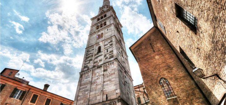 Gioielli modenesi: Le 4 torri storiche da vedere