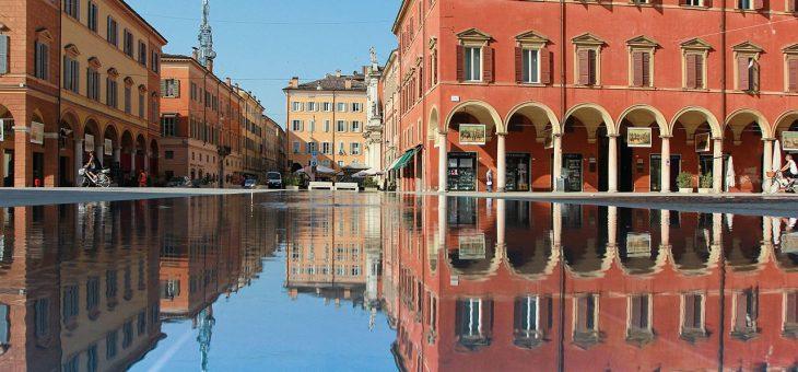 L'antica Modena dei canali, la Venezia della Via Emilia