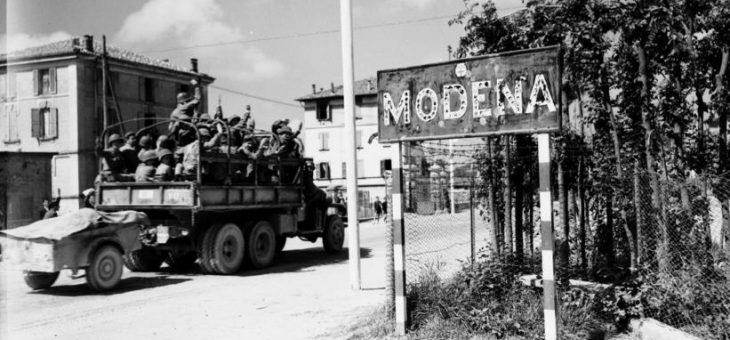 22 Aprile 1945, la Liberazione di Modena