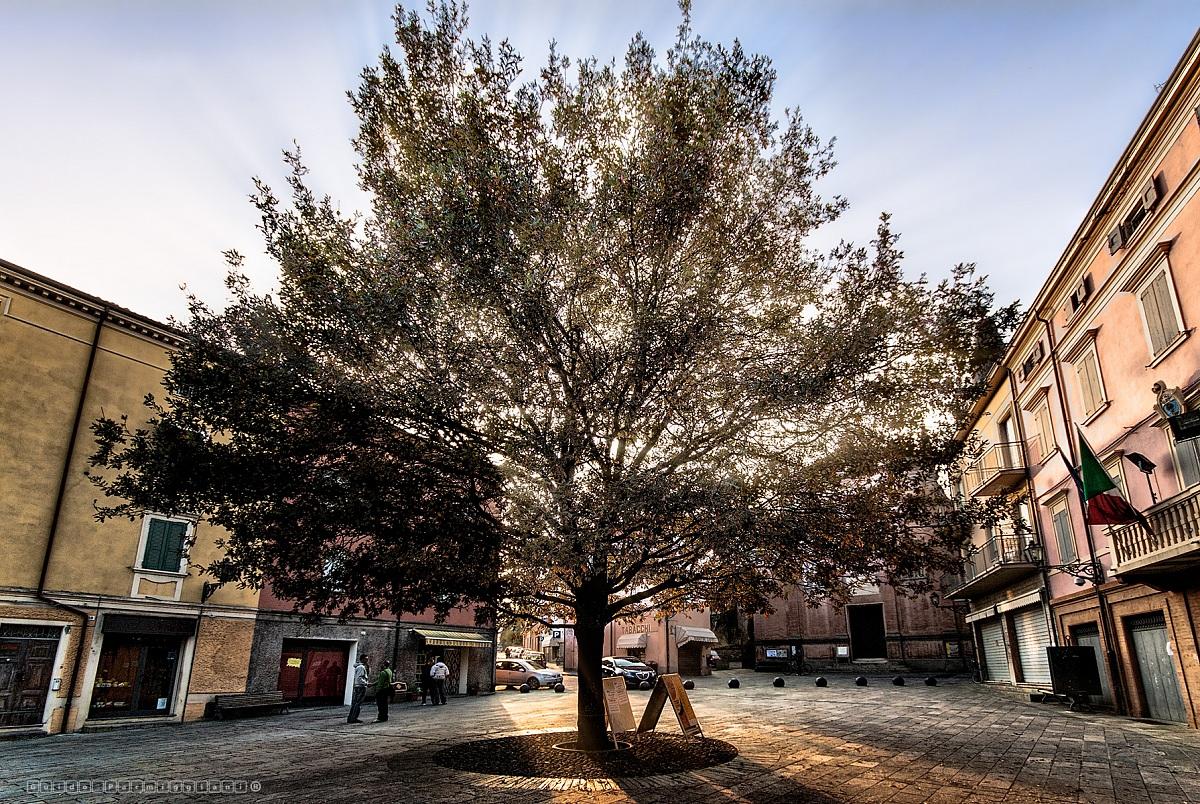 Piazza Matteotti, Marano sul Panaro